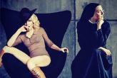 Madonna está encantada con Sor Cristina