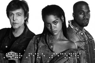Paul McCartney, Rihanna y Kanye West estrenan video 'FourFiveSeconds'
