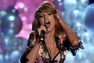 Taylor Swift logra un récord histórico con su disco 1989